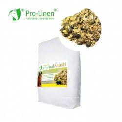 Pro-Linen Natural Herbal Mash 15 kg - mesz dla koni
