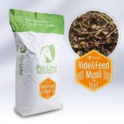 Pro-Linen One Meal - skoncentrowana pasza dla koni