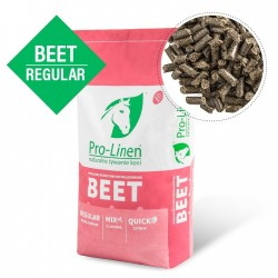 Pro-Linen Beet Regular - Wysłodki buraczane dla koni