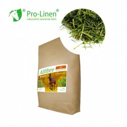 Pro-Linen Alfibre Oil 15 kg MELASA FREE - sieczka dla koni