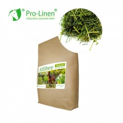 Pro-Linen Alfibre Regular 15 kg MELASA FREE - sieczka dla koni