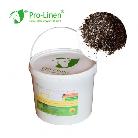 Pro-Linen Sand Off 1kg - odpiaszczacz